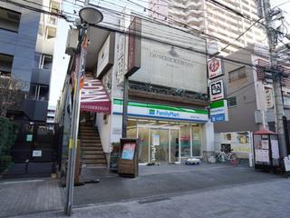 改装後の「ファミリーマート原町田四丁目店」店舗外観