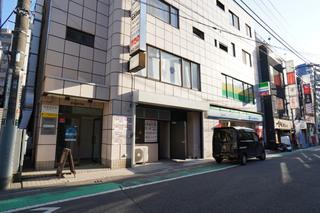 町田駅前に出店する「浜焼市場」の店舗外観