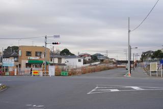 「町田3・3・36号線」の本町田小学校西側付近