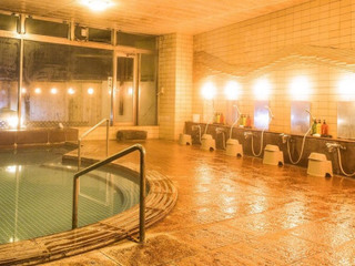 町田市立室内プールに計画中の「温浴施設」イメージ
