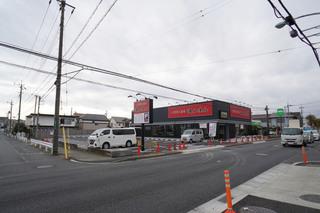 「味ん味ん 町田成瀬店」の店舗全景