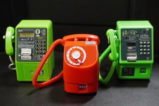 実際の「公衆電話ガチャコレクション」