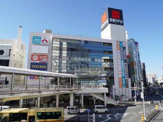 「西友町田店」の施設外観