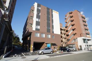 サービス付き高齢者住宅「ココファン鶴川駅前」の施設外観