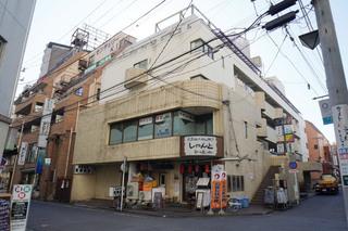 閉店した「養老乃瀧 相模大野南口店」の店舗外観